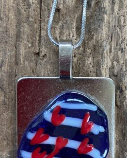 friesland-glas-sieraden-hanger-metaal