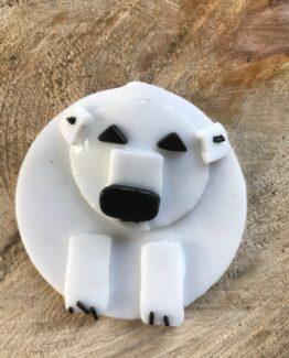 raam hangers ijsbeer